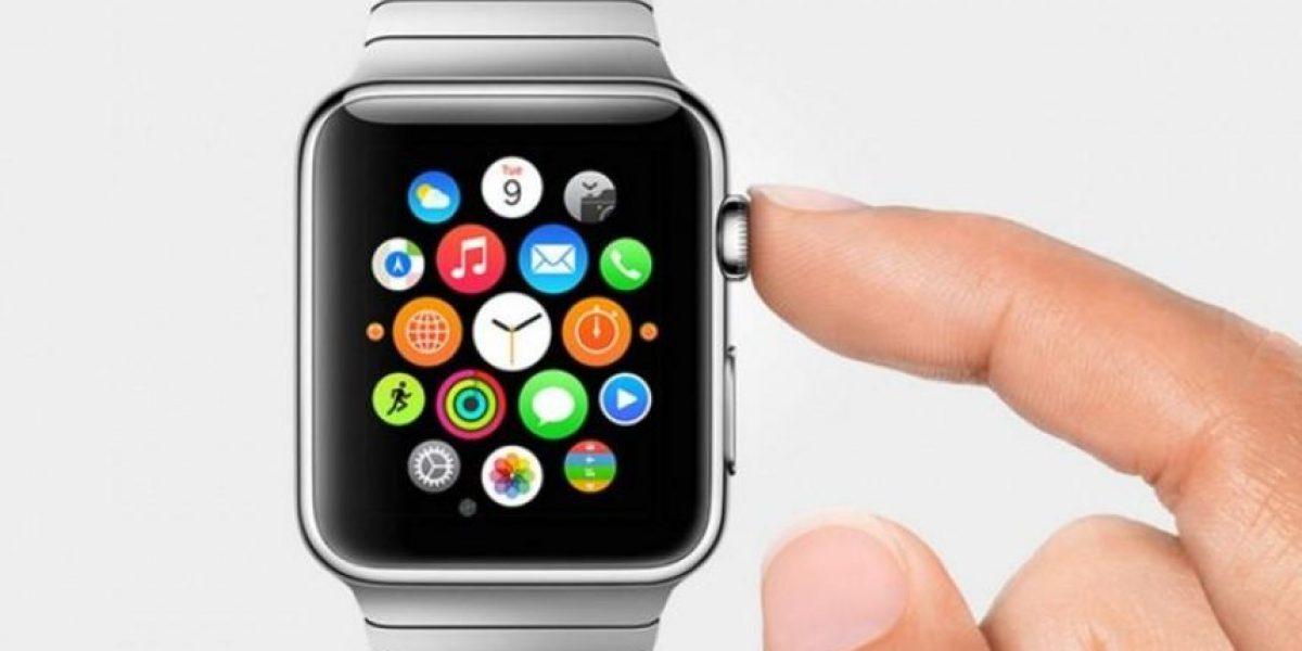 Revista Time eligió al Apple Watch como el mejor invento tecnológico del año
