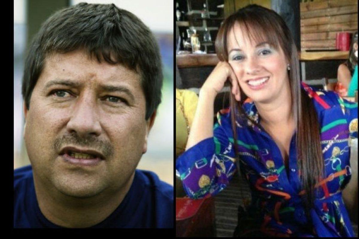 Isabel del Río es la supuesta amante de Hernán Darío Gómez. Foto:Getty Images / twitter.com/isangelesdelrio. Imagen Por: