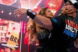 Eve Torres y Cena Foto:WWE. Imagen Por: