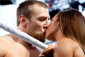 Daniel Bryan y AJ Lee Foto:WWE. Imagen Por: