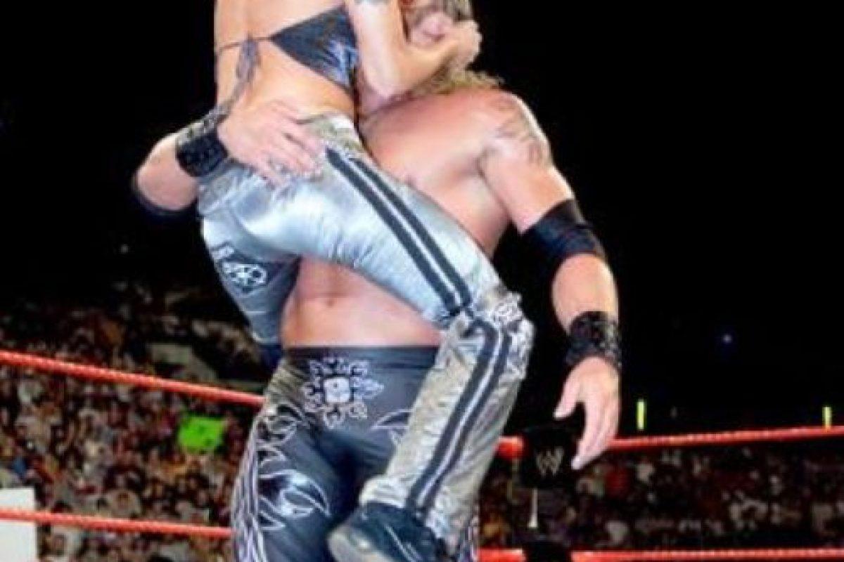 Lita y Edge Foto:WWE. Imagen Por: