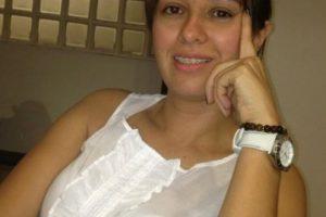 Isabel Fernanda del Río dice que comenzó una relación con Gómez cuando él tenía 46 años y ella 22. Foto:twitter.com/isangelesdelrio. Imagen Por: