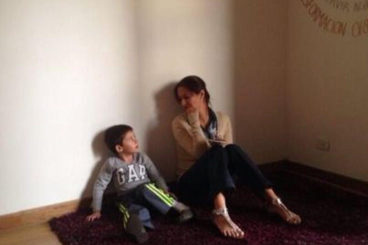 """Emiliano sería hijo del """"Bolillo"""" Gómez. Foto:twitter.com/isangelesdelrio. Imagen Por:"""