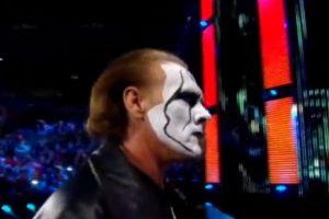 Y se marchó Foto:WWE. Imagen Por: