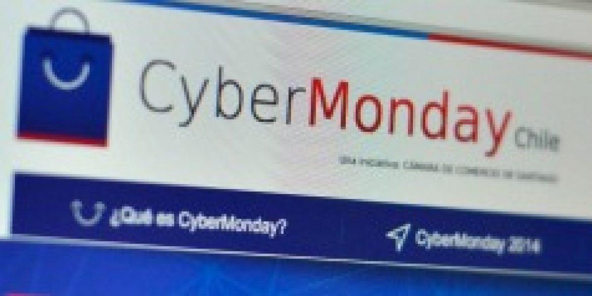 Cyber Monday chileno cerró con US$ 76 millones en compras