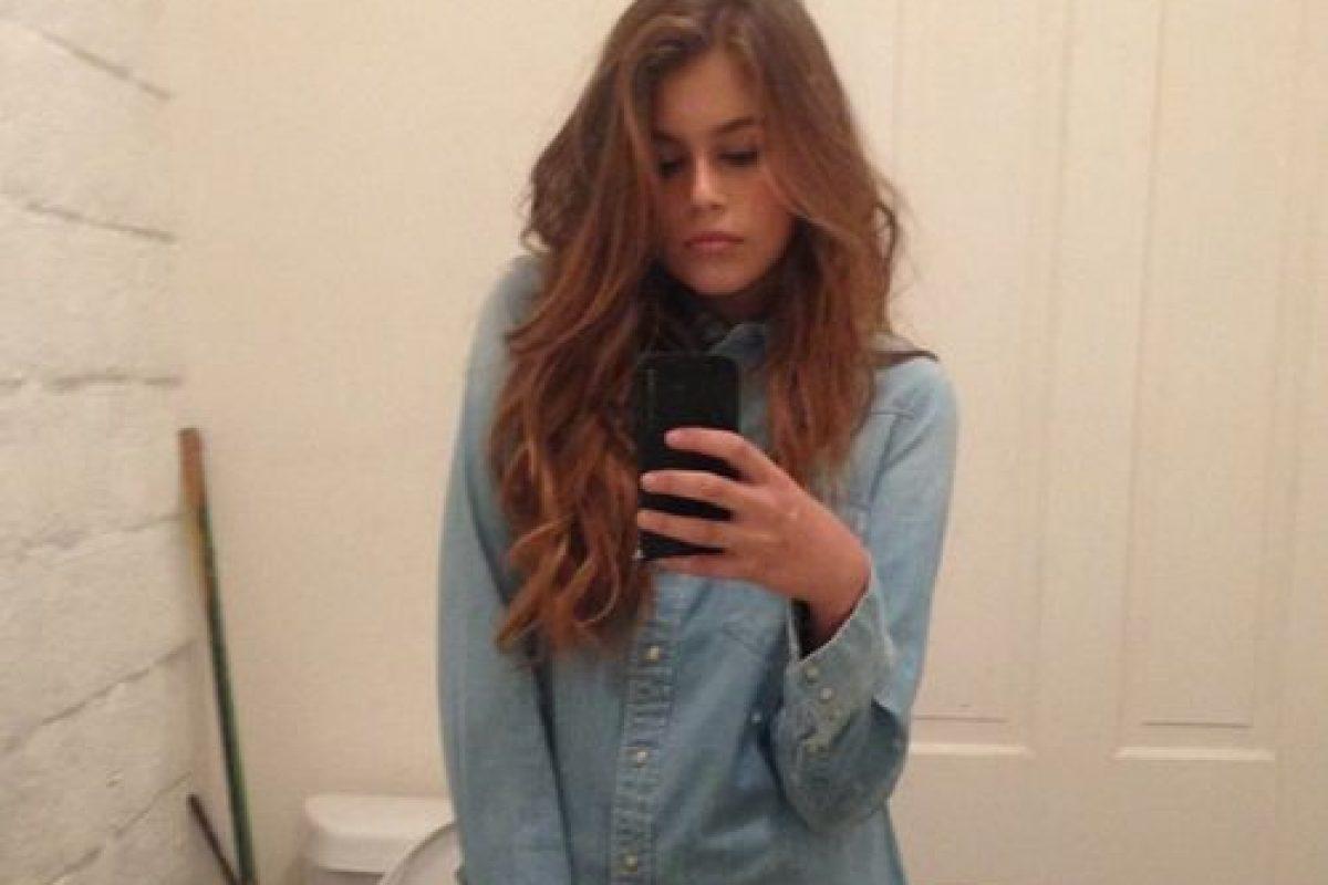 La joven también se dedica al modela Foto:Instagram @kaiajordan. Imagen Por: