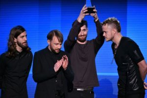 Imagine Dragons Foto: Getty Images. Imagen Por: