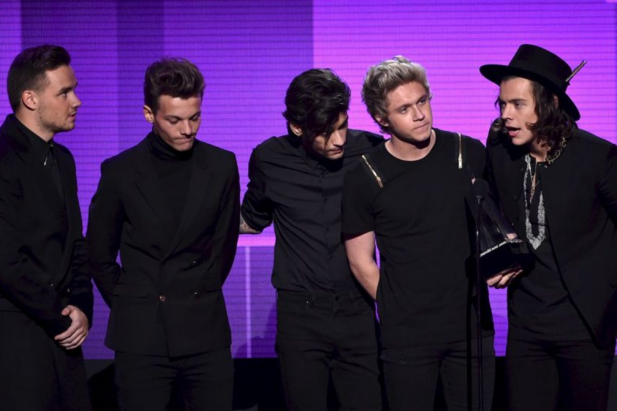 One Direction Foto: Getty Images. Imagen Por: