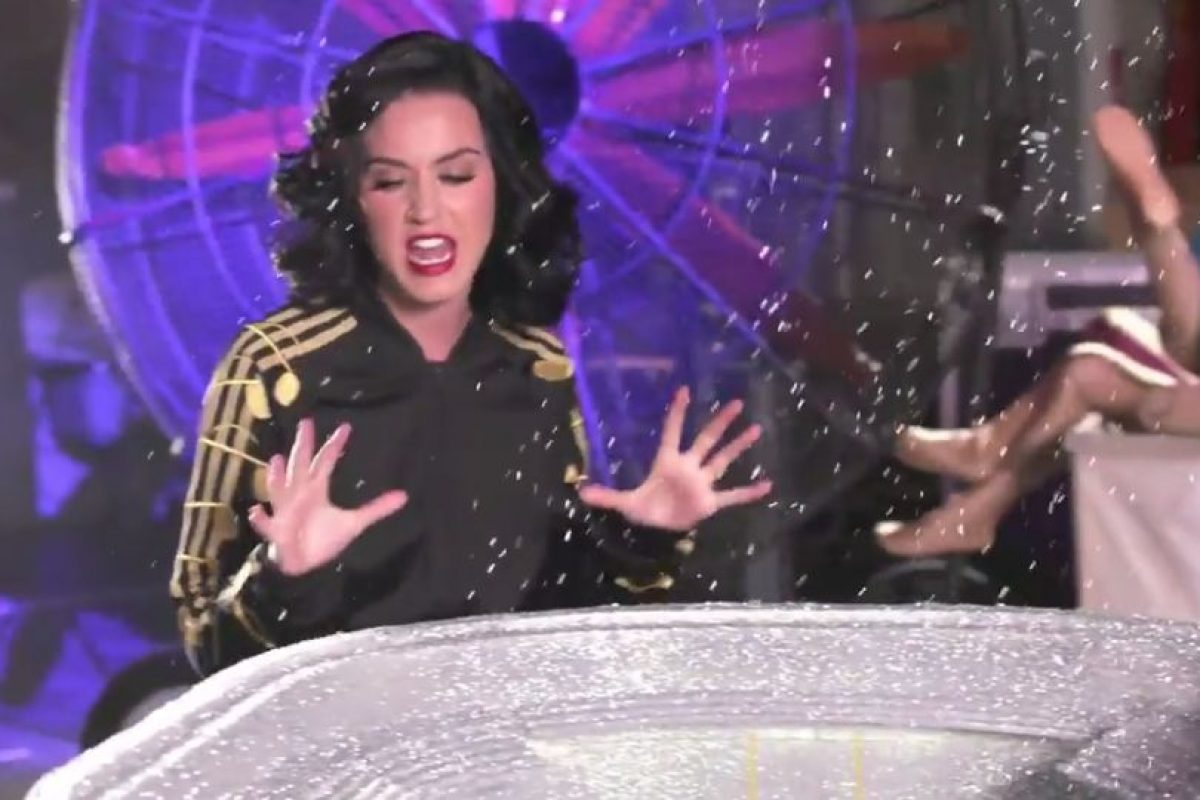 """Perry adquirió fama tras el lanzamiento del sencillo """"I Kissed a Girl"""" en el año 2008 Foto:Pepsi. Imagen Por:"""