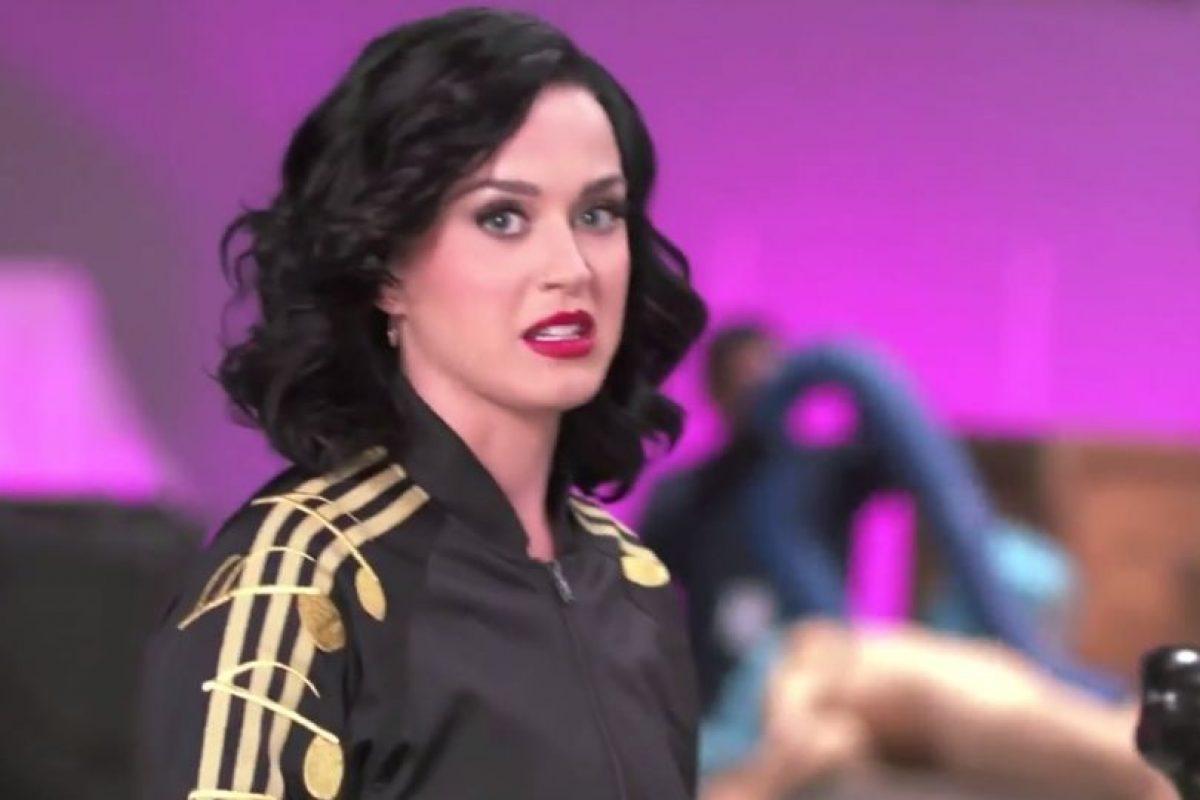 Quienes la llevaron a Nashville, Tennessee para que mejorara su habilidad en la composición Foto:Pepsi. Imagen Por: