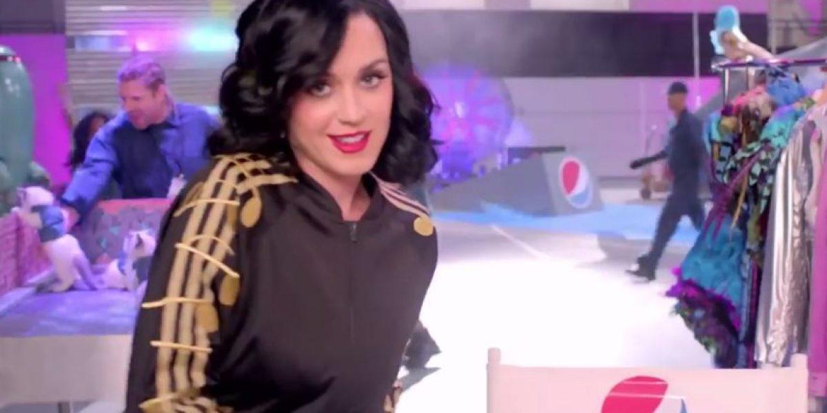 VIDEO: Katy Perry promete un show de locura en el Super Bowl XLIX