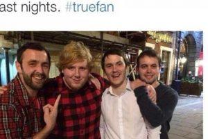 Ed Sheeran Foto:Twitter. Imagen Por: