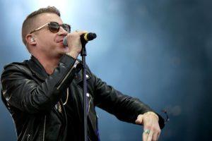 El cantante es así en realidad. Foto:Getty Images. Imagen Por: