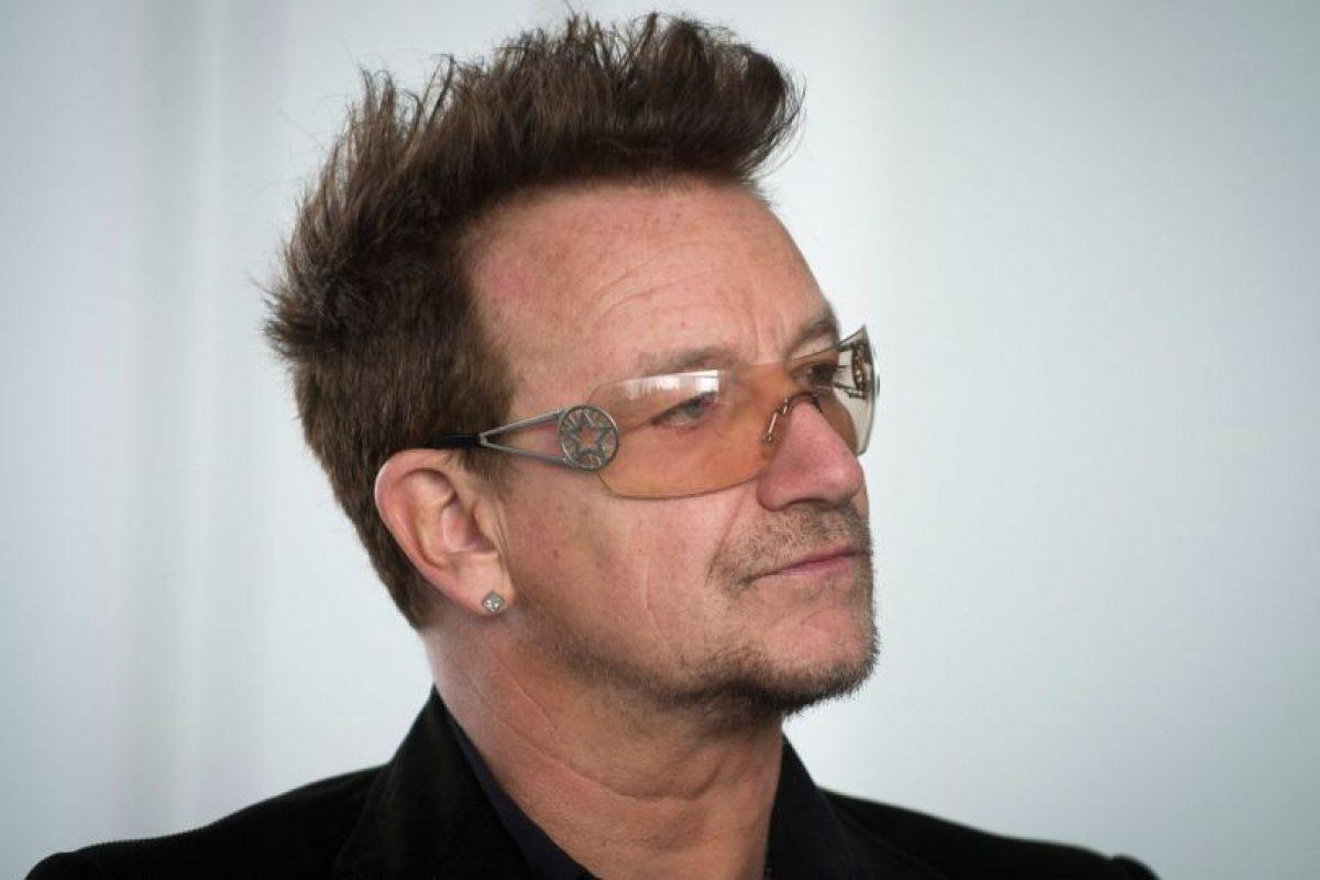 El rockero irlandés es así en realidad. Foto:Getty Images. Imagen Por: