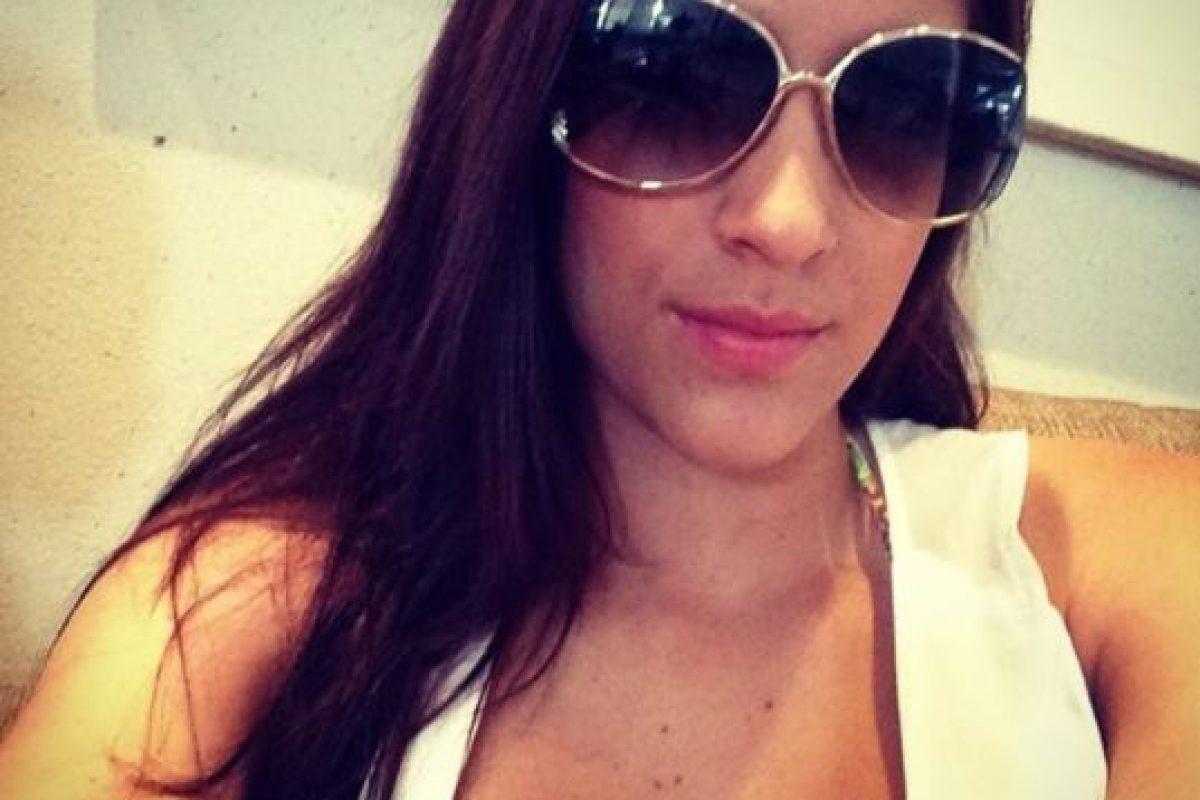Otra foto antigua de Ospina Foto:Instagram/Daniela Ospina. Imagen Por: