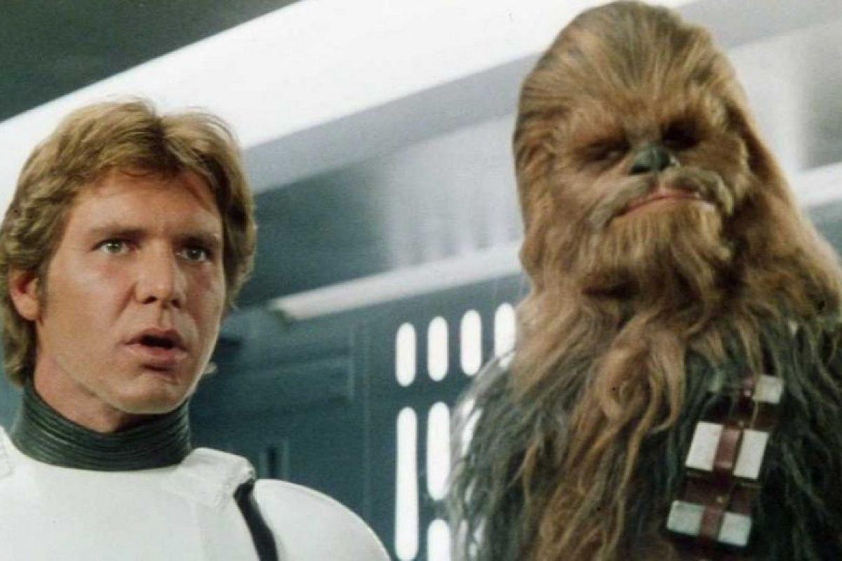 Fue filmada en Reino Unido, Islandia y Abu Dhabi Foto:Facebook Star Wars. Imagen Por: