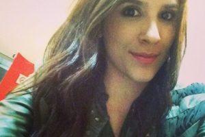 Así se veía Ospina en sus primeras fotos de Instagram Foto:Instagram/Daniela Ospina. Imagen Por: