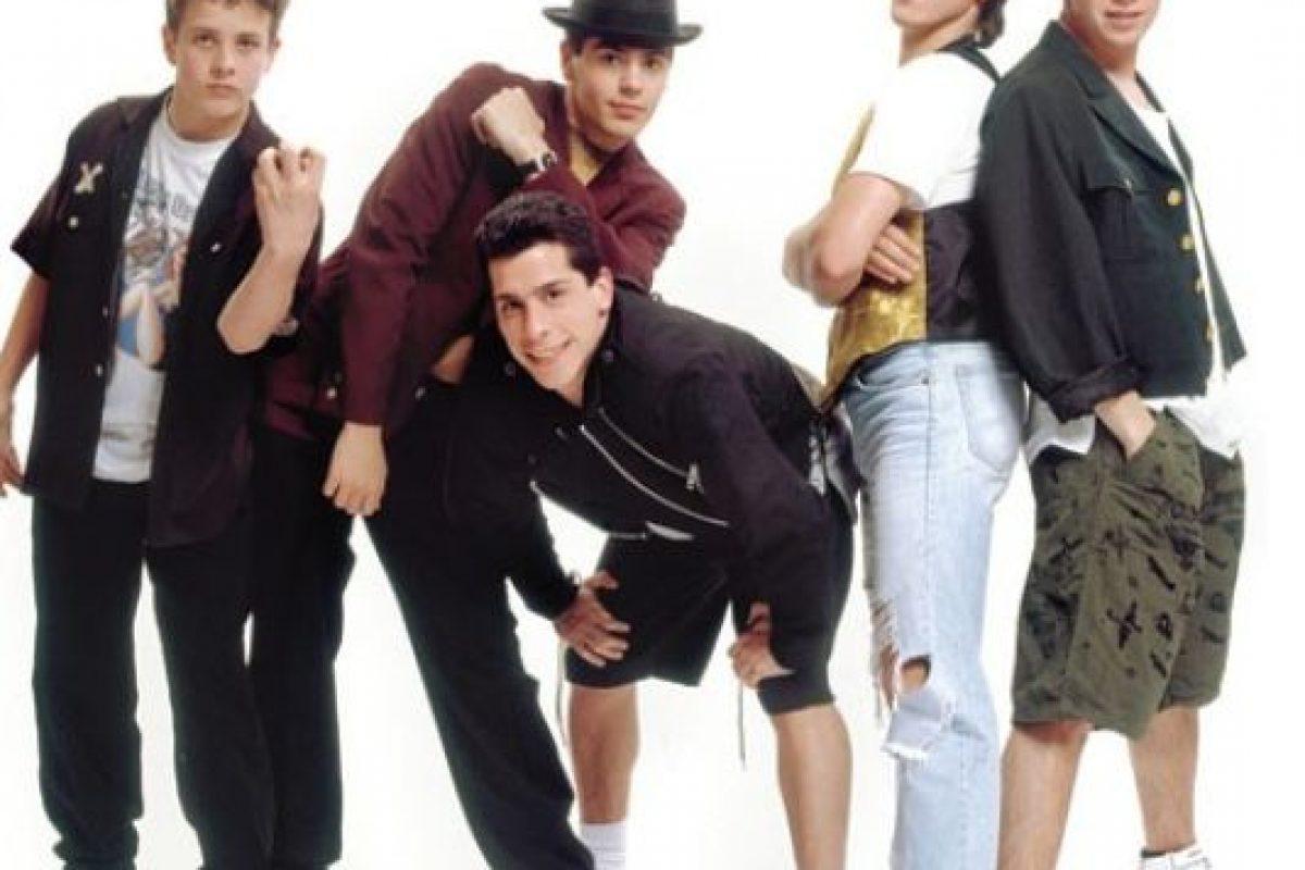 Fueron formados en Boston, Massachusetts en 1984 Foto:nkotb.com. Imagen Por: