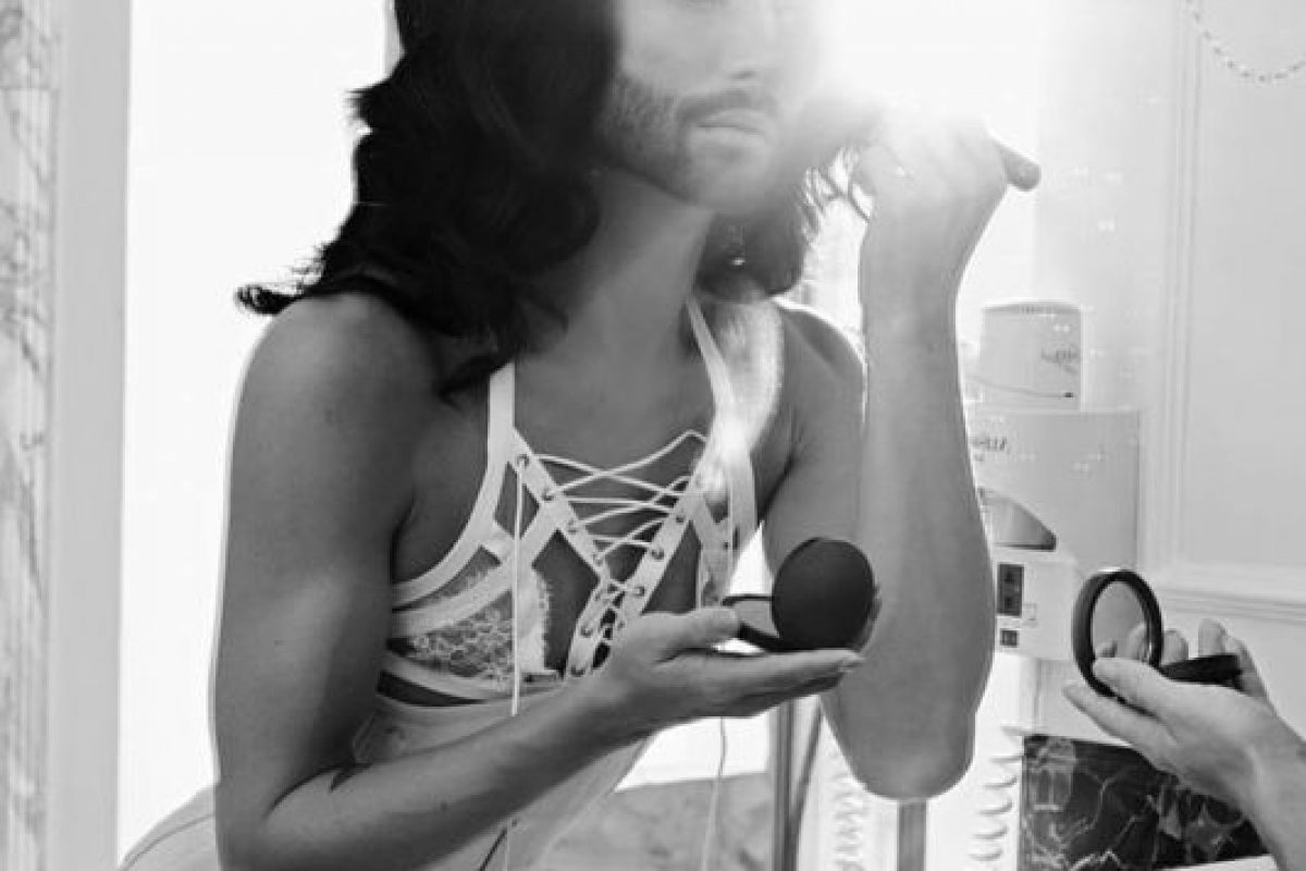 Detrás de su personaje está el austriaco Tom Neuwirth Foto:Instagram/Conchita Wurst. Imagen Por: