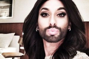 """Conchita Wurst, en estos momentos es la """"drag queen"""" más famosa del mundo Foto:Instagram/Conchita Wurst. Imagen Por:"""