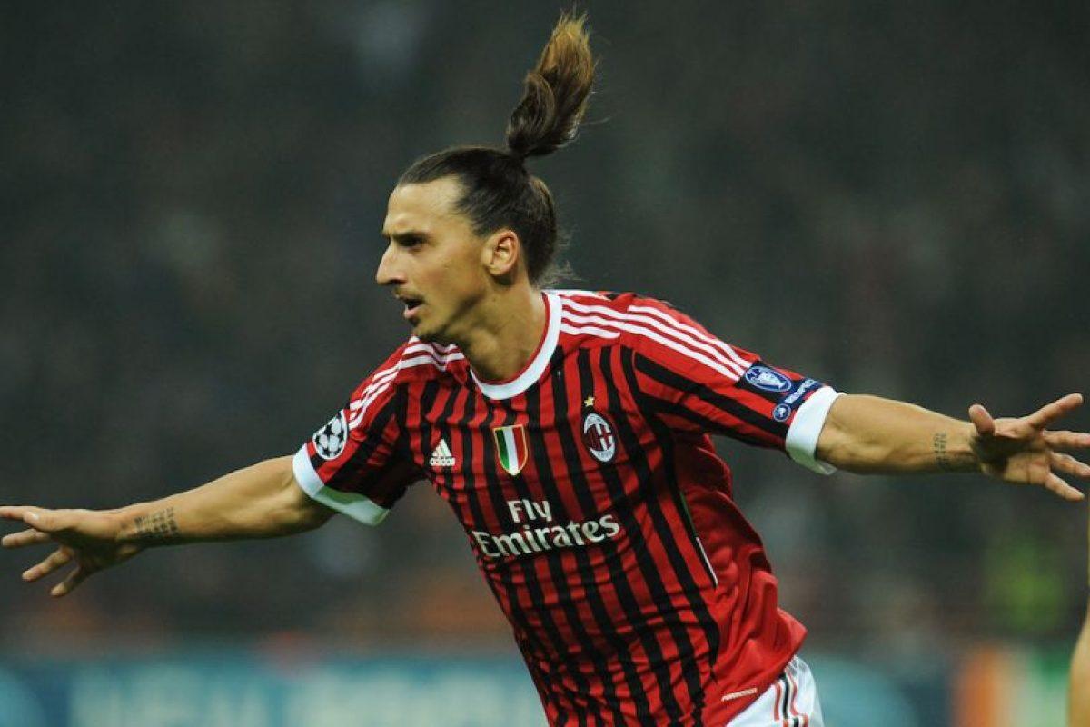 Ibrahimović ha hecho gol con el Ajax, Juventus, Inter de Milán, Barcelona, Milán y PSG. Foto:Getty Images. Imagen Por: