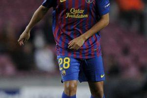 Antes de jugar en el Villareal, era parte del Barcelona de España. Foto:Getty Images. Imagen Por: