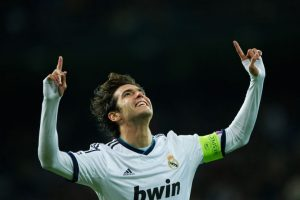 30 goles – Kaká (Brasil) Foto:Getty Images. Imagen Por: