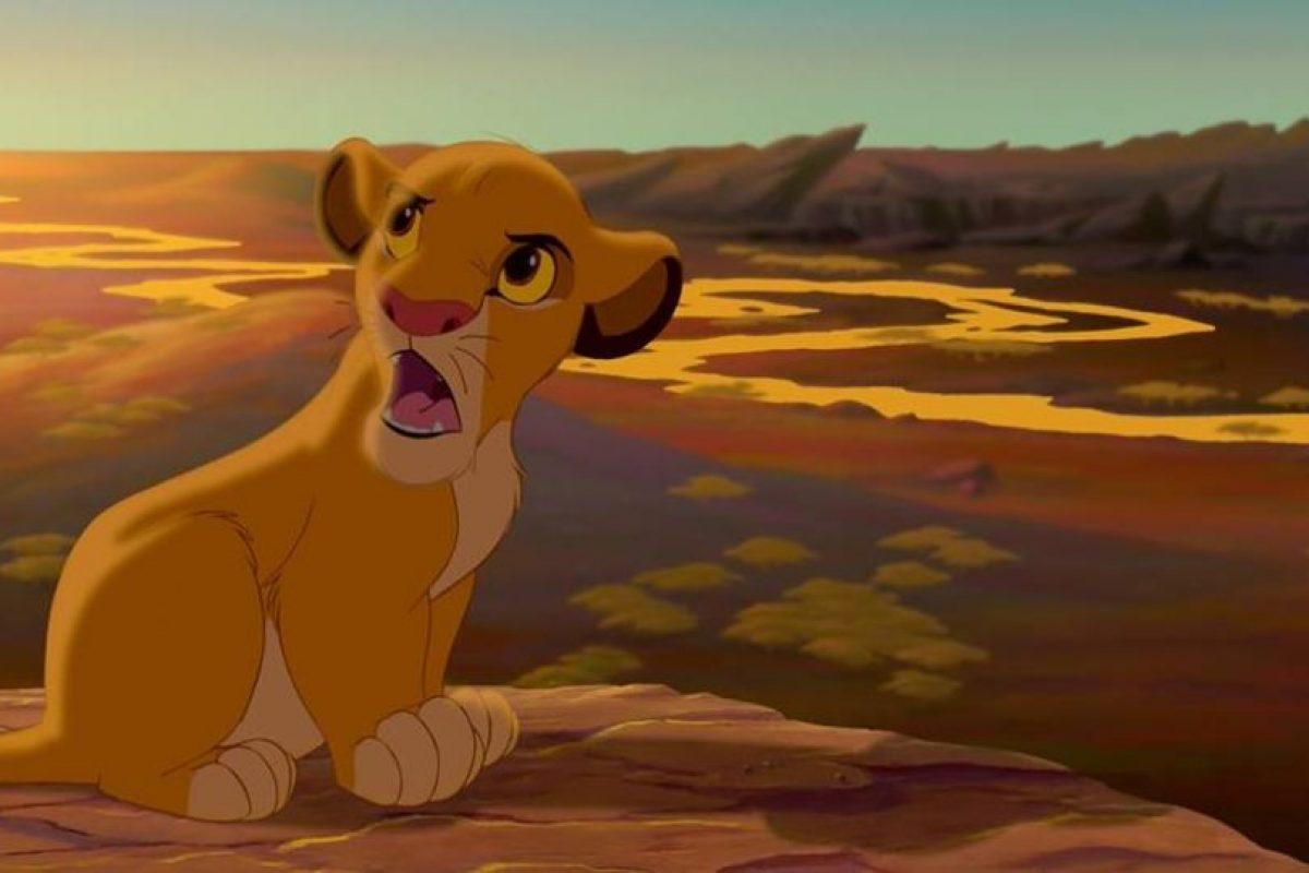 """14.- Para realizar """"Toy Story"""" se gastó un presupuesto de 30 millones de dólares. A diferencia de la producción de """"El Rey león"""" (1994) donde se invirtieron 45 millones. Foto:Facebook/Lion King. Imagen Por:"""