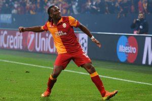 Drogba ha hecho sus anotaciones con rl Oympique de Marseille, Chelsea y Galatasaray. Foto:Getty Images. Imagen Por: