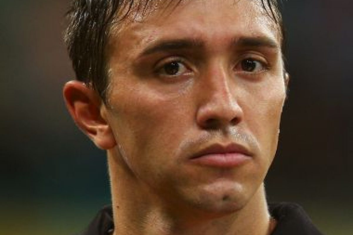 Fernando Muslera (Uruguay) Foto:Getty Images. Imagen Por: