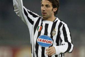 Del Piero solamente anotó con la Juventus. Foto:Getty Images. Imagen Por: