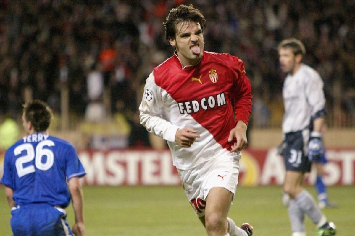 Morientes consiguió anotaciones con el AS Mónaco, Real Madrid, Liverpool y Valencia. Foto:Getty Images. Imagen Por: