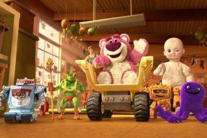 7.- Lotso, de la tercera película, tiene 3 millones 473 mil 271 cabellos de diferente longitud y grosor. Foto:Facebook/Toy Story. Imagen Por: