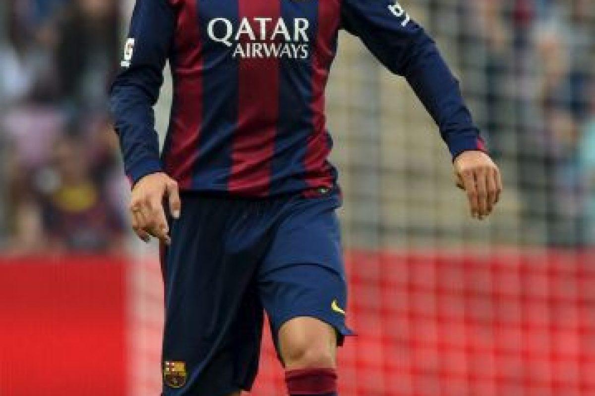 Gerrard Piqué (España) Foto:Getty Images. Imagen Por: