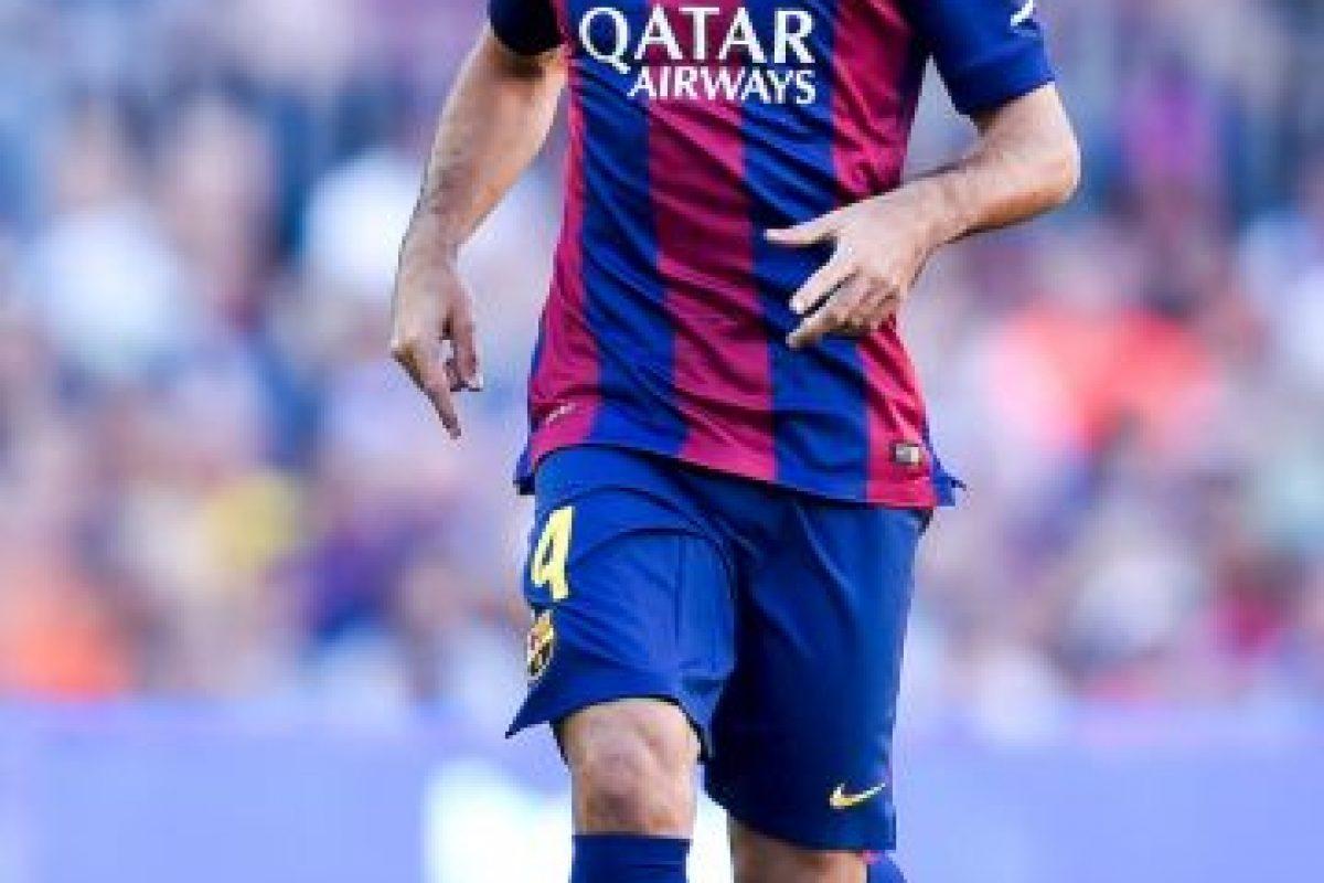 Javier Mascherano (Argentina) Foto:Getty Images. Imagen Por: