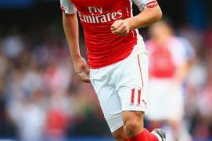 Mesut Özil (Alemania) Foto:Getty Images. Imagen Por: