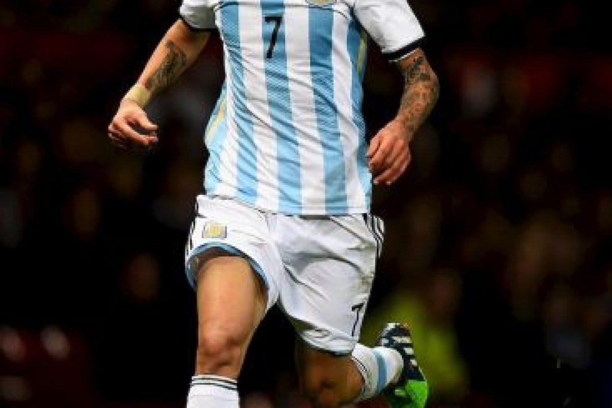Di María consiguió la UEFA Champions League con el Real Madrid, el subcampeonato del mundo con Argentina y actualmente milita en el Manchester United. Foto:Getty Images. Imagen Por: