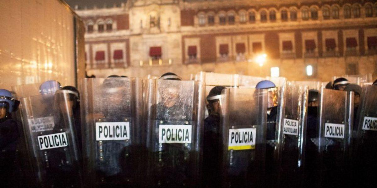 ¿Es México un Estado Fallido?