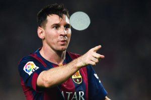 Messi tiene 71 goles en la historia de la UEFA Champions League. Foto:Getty Images. Imagen Por: