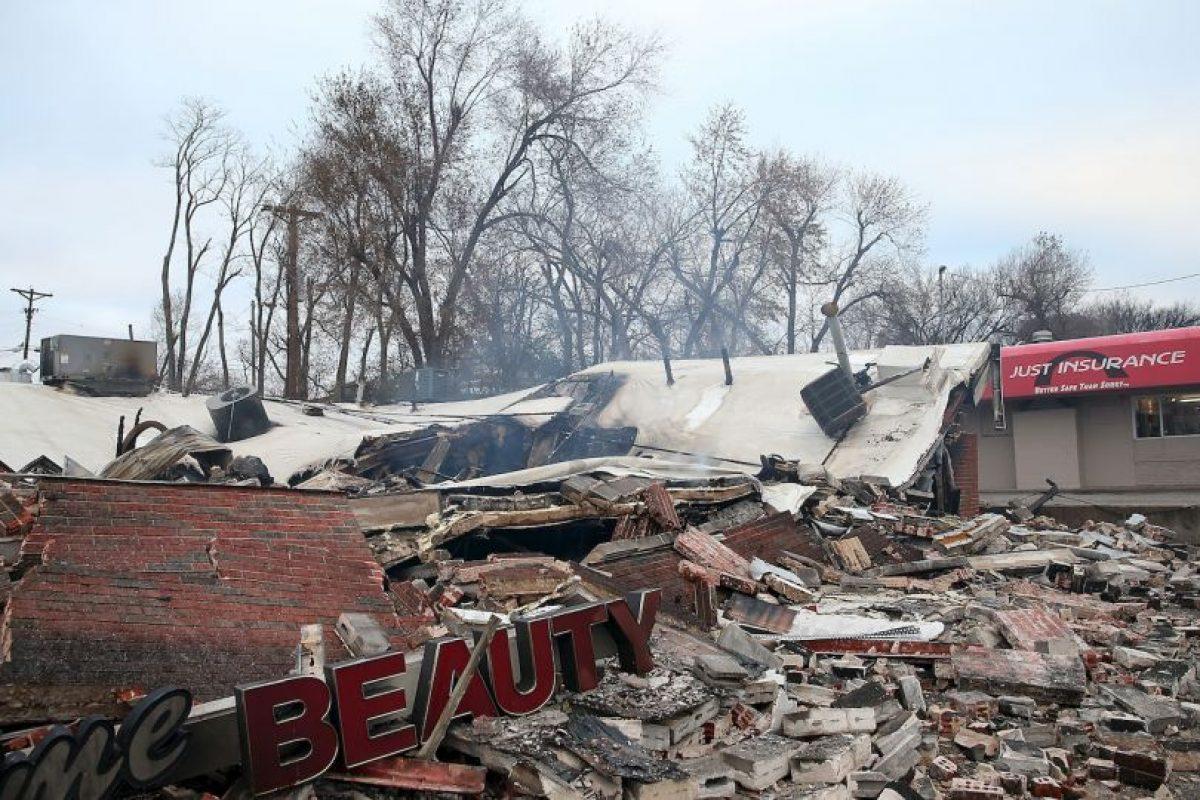 Dellwood, Missouri. Foto:Getty Images. Imagen Por: