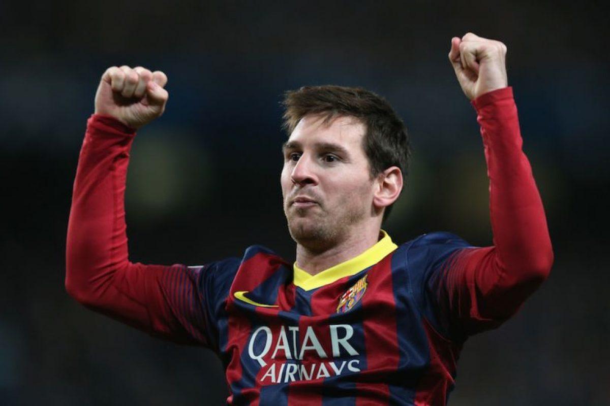 72 goles – Lionel Messi (Argentina) Foto:Getty Images. Imagen Por: