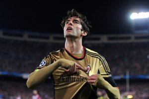 Kaká logró sus goles con el Real Madrid y el AC Milán. Foto:Getty Images. Imagen Por: