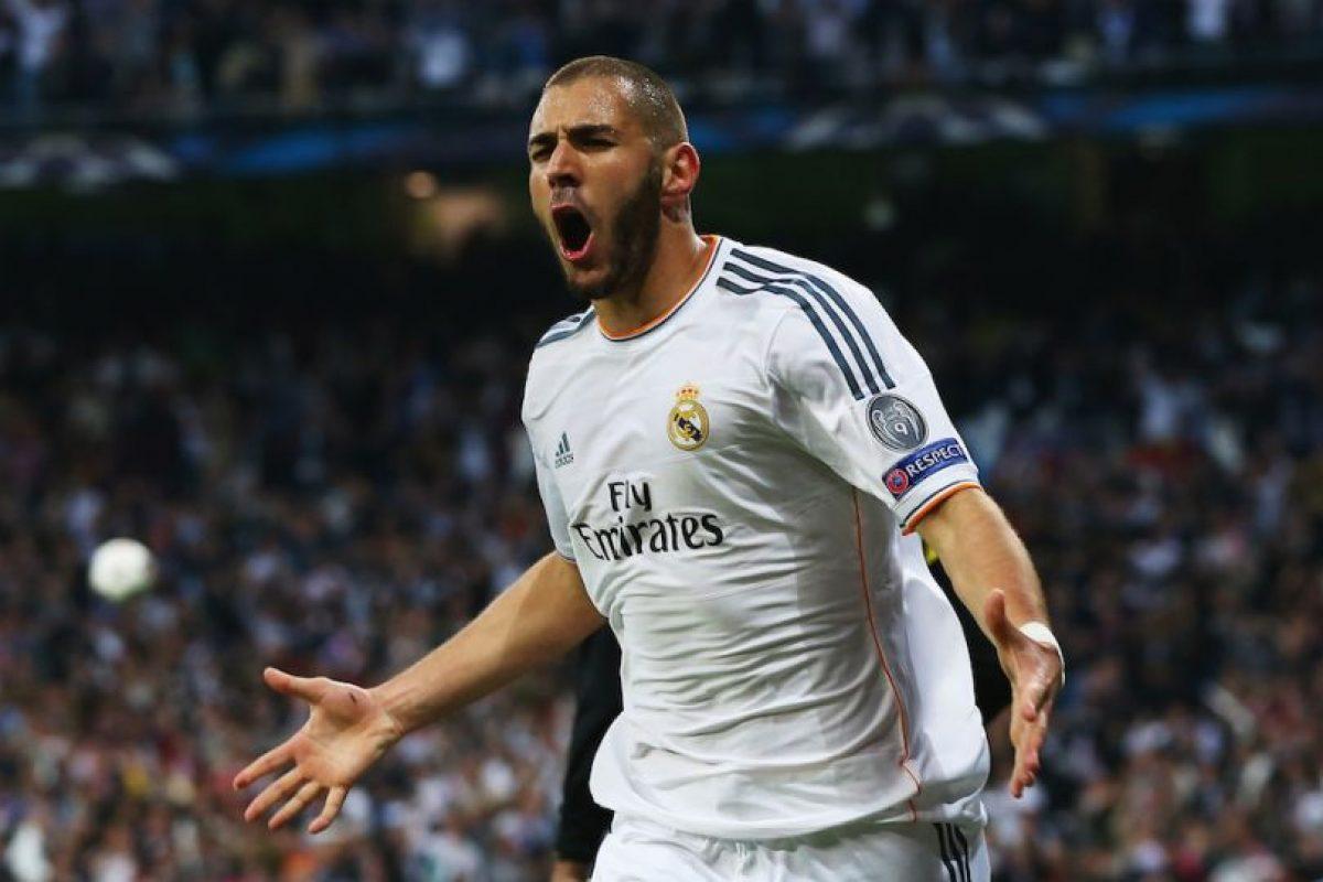 Benzema ha realizado sus anotaciones con el Olympique Lyonnas y el Real Madrid. Foto:Getty Images. Imagen Por: