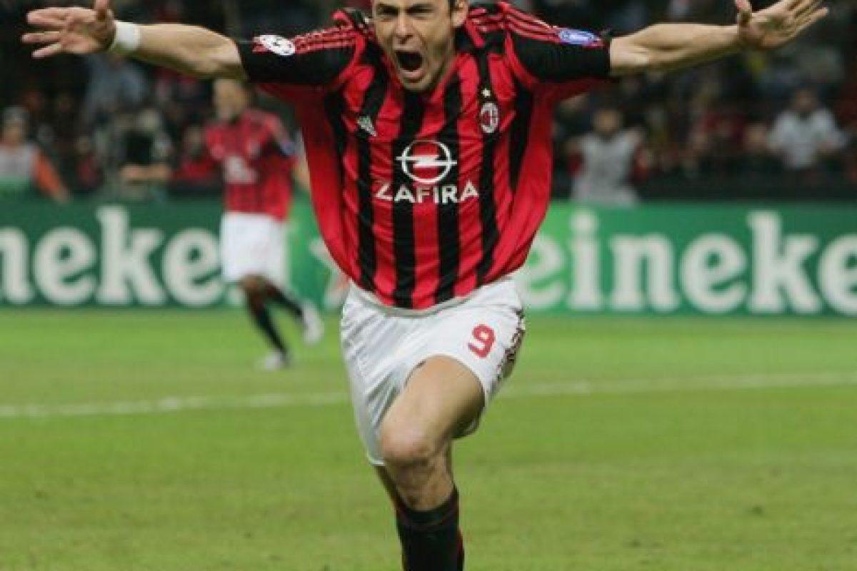 Inzaghi estableció su récord con Juventus y AC Milan. Foto:Getty Images. Imagen Por: