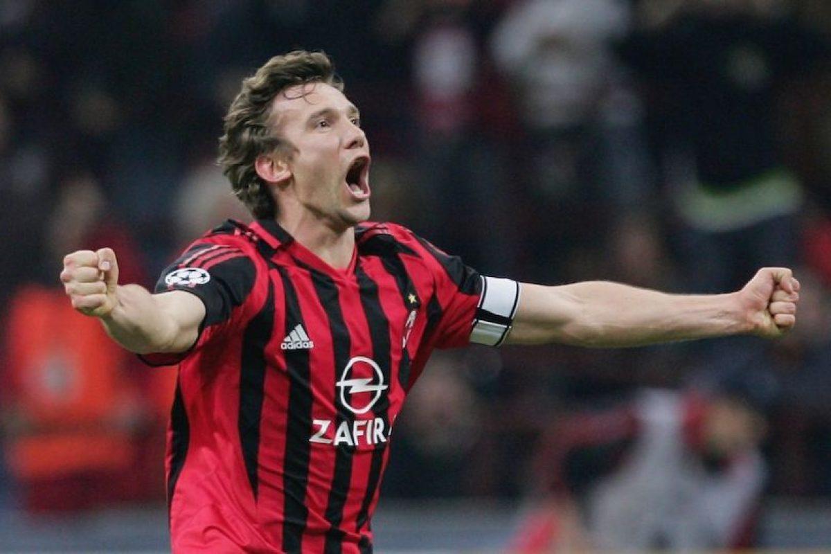 Shevchenko consiguió sus anotaciones con AC Milan, Chelsea y Dynamo Kyiv. Foto:Getty Images. Imagen Por: