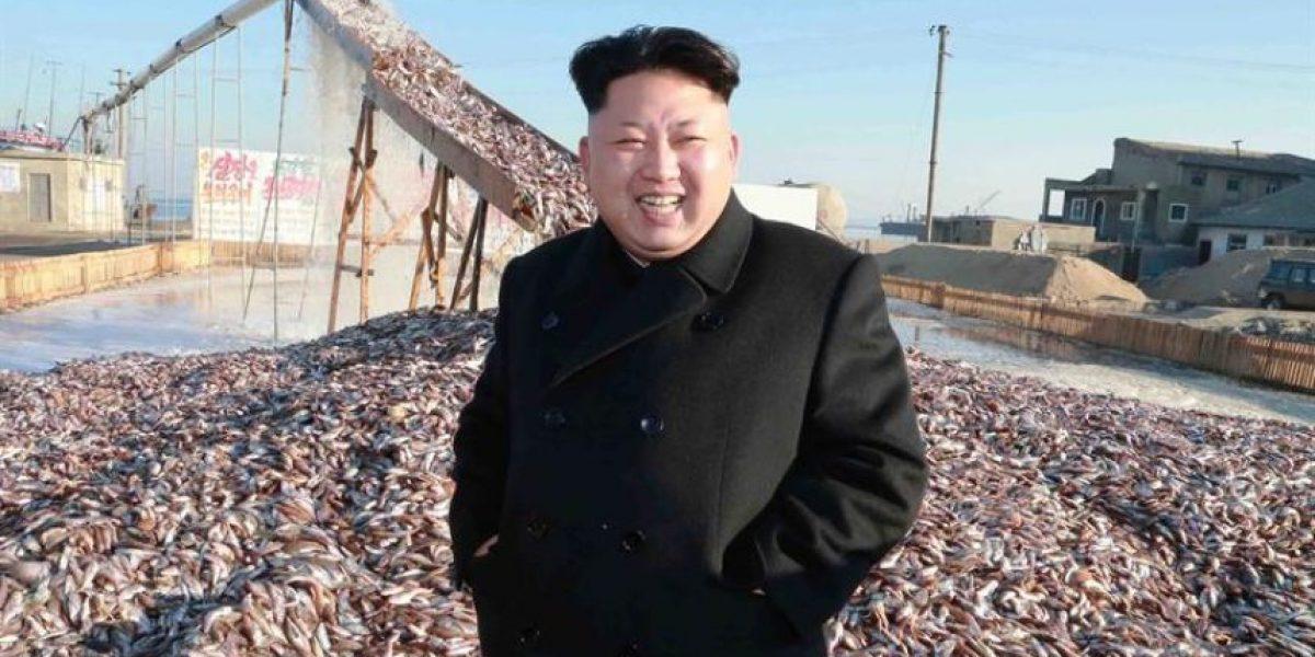 Kim Jong-un califica a los estadounidenses como