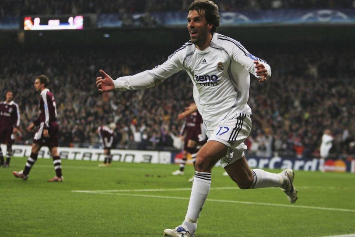 Ruud los consiguió con PSV Eindhoven, Manchester United y Real Madrid. Foto:Getty Images. Imagen Por: