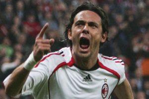 46 goles – Filippo Inzaghi (Italia) Foto:Getty Images. Imagen Por: