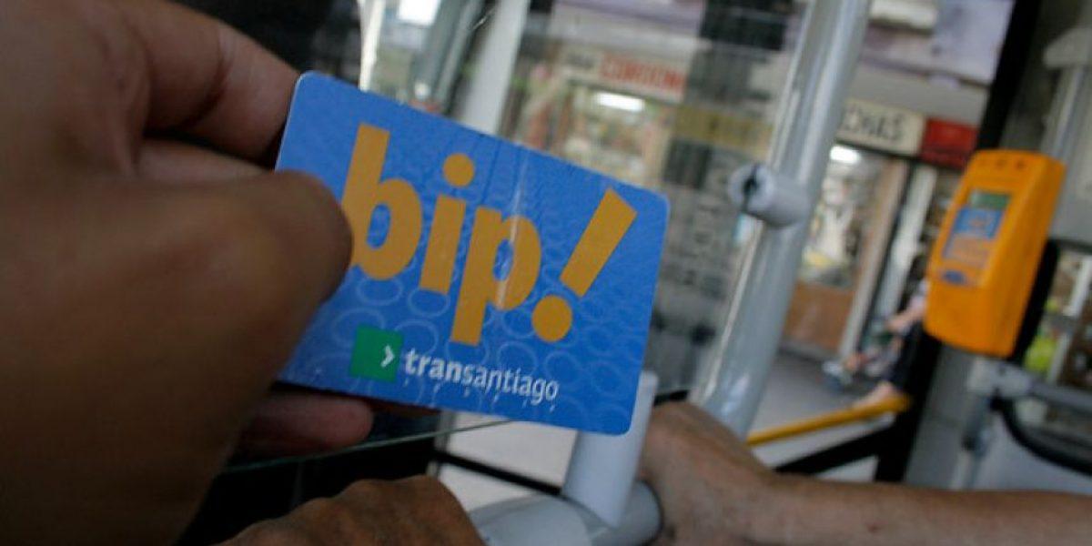 Ministerio de Transportes amplía el horario del saldo de emergencia en la tarjeta bip!