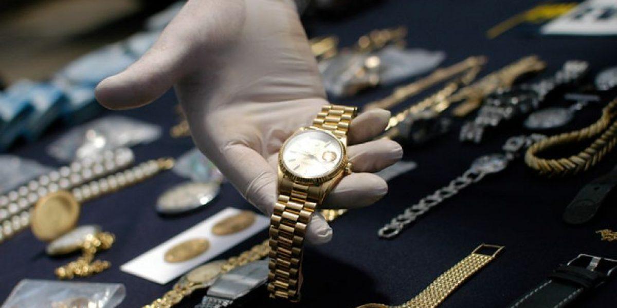 Vendía reloj robado por internet y la pillaron: fue cuestión de tiempo